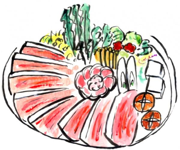 鍋コース - お山